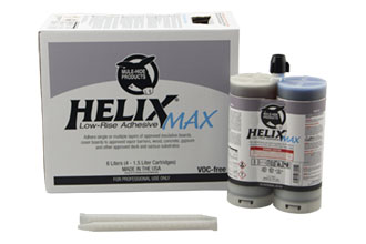 Container of Helix Adhesive