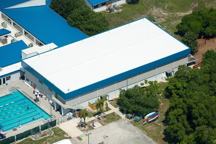 YMCA of the Treasure Coast Aerial View